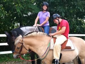 Katie Andy horses